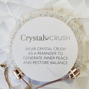 Bracelet Crystal Crush Clear
